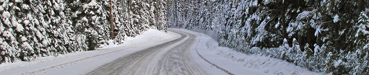 Vinterkörning
