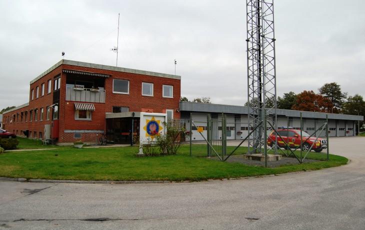 Brandstation Khamn